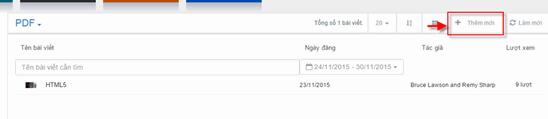 Quản trị nội dung - Tài liệu PDF