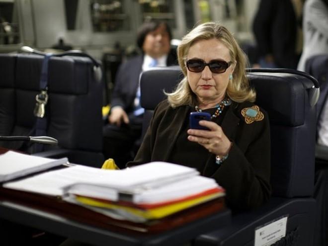 Thói quen của Hillary Clinton có thể gây bất lợi cho bà trong cuộc bầu cử sắp tới.